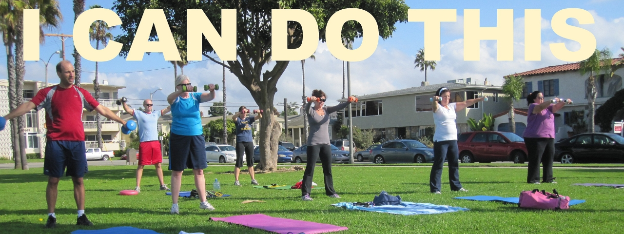 Long Beach CA Boot Camp - I Can Do This