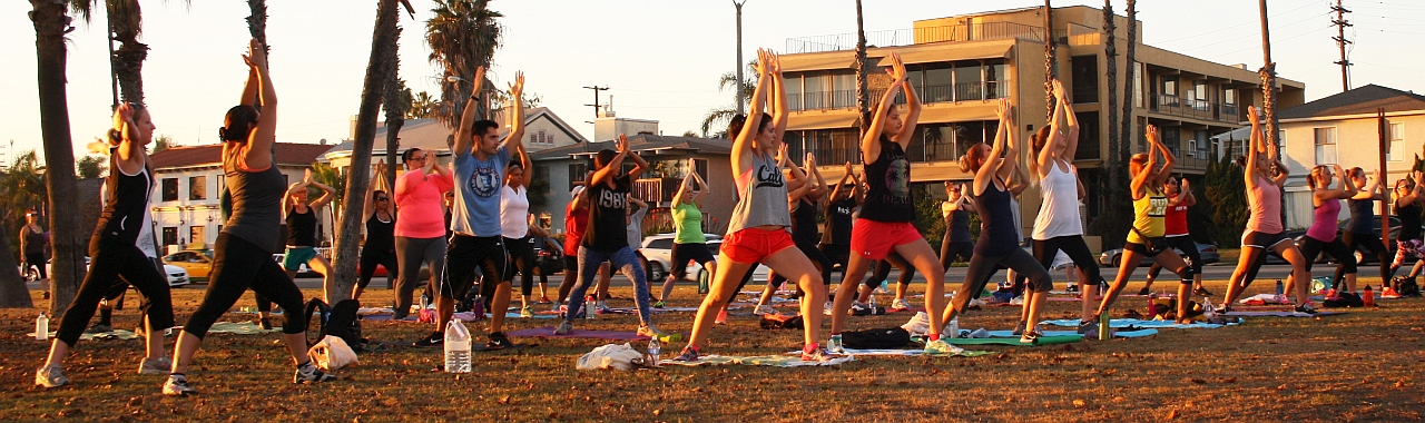Long Beach CA Bootcamp Belmont Shore